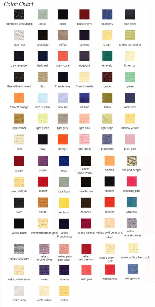 color-chart-total